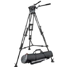 Manfrotto 509HD Video Head with 545B Tripod Kit