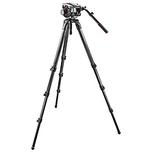 509HD Video Head with 536 Tripod Kit Image 0