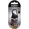 S-Biner Key Rack + Bottle Opener (Black)