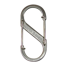 Nite Ize S-Biner Size 2 - Stainless Steel