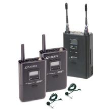 Azden 330ULT Dual-Channel UHF Twin Bodypack System