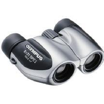 Olympus 8x21 Roamer DPC I Binocular (Silver)