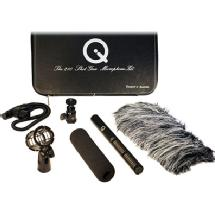 Que Audio 210 Video Shotgun Microphone Kit