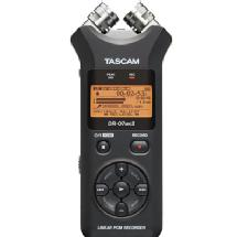 Tascam DR-07MKII Digital Audio Recorder