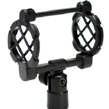 Que Audio QSM1 Shockmount for Mini Shot Gun Microphone