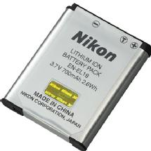 Nikon EN-EL19 Lithium-Ion Battery for Select CoolPix Cameras