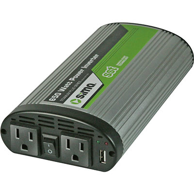 650 Watt Power Inverter Image 0