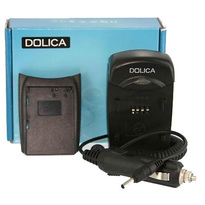 DC-CB2LS Battery Charger - Replacement for Canon CB-2LS Charger Image 0
