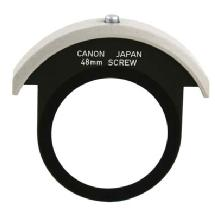 Canon Drop-In Filter Holder for 48mm Screw-in Filters