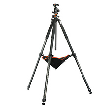 Alta Pro 283 CB 100 Carbon Fiber Tripod with SBH-100 Ball Head Image 0
