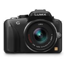 Samys Camera Lumix DMC-G3 Digital Camera (Black) with 14-42mm Lens