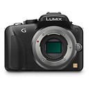 Panasonic | Lumix DMC-G3 Digital Camera Body (Black) | DMCG3KBODY