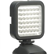 Stellar Lighting Systems STL-36R Shoe Mount LED On Camera Video Light