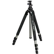 700BH AMT 3-Section Tripod with Pro 800 Ball Head Image 0