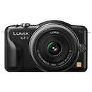 Panasonic | Lumix DMC-GF3 Digital Camera with 14mm Lens Kit (Black) | DMCGF3CK