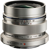M. Zuiko Digital ED 12mm f/2.0 Lens (Silver)