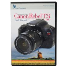 Blue Crane Digital Introduction to the Canon Rebel T3i Training DVD