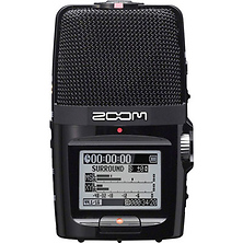 H2n Handy Recorder Portable Digital Audio Recorder Image 0