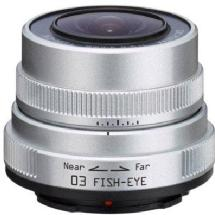 Pentax 3.2mm f/5.6 Fish-Eye Lens for Q Mount Cameras