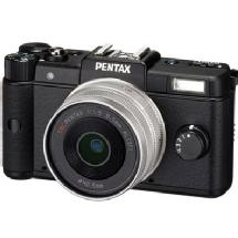 Pentax Q Digital Camera with 8.5mm Lens Kit (Black)