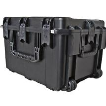 SKB Cases 3i Series Rolling Mil-Standard Waterproof Case 14 (Black) with Cubed Foam