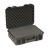 SKB Cases 3i Series Mil-Standard Waterproof Case 6 (Black) with Cubed Foam
