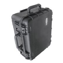 SKB Cases 3i Series Rolling Mil-Standard Waterproof Case 8 (Black) with Cubed Foam