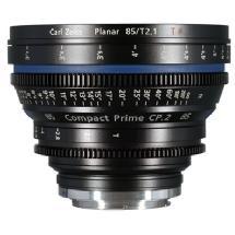 Zeiss 50mm/T2.1 Compact Prime CP.2 Cine Lens (PL Mount)
