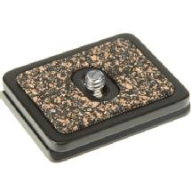 Acratech Universal Quick Release Plate with Cork Top