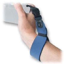 OpTech SLR Wrist Strap (Royal Blue)