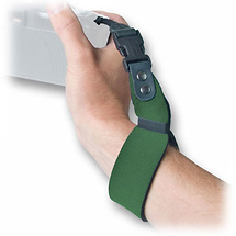 OpTech SLR Wrist Strap (Forest Green)