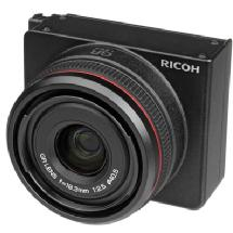 Ricoh A12 28mm f/2.5 GR Lens for Camera Unit 4