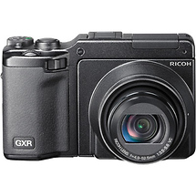 Ricoh GXR Digital Camera Body with P10 28-300mm Lens Kit
