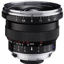 Zeiss 18mm f/4.0 Distagon T* ZM Lens (Leica M-Mount) - Black