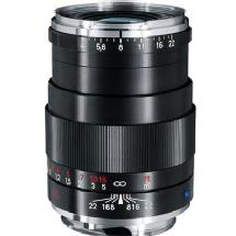 Zeiss 85mm f/4.0 Tele-Tessar T* ZM Manual Focus Lens (Black)