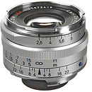 35mm f/2.8 C Biogon T* ZM Manual Focus Lens (Silver)