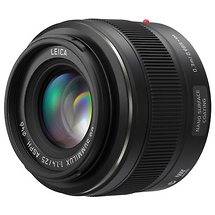 Panasonic 25mm f/1.4 Leica DG Summilux Aspherical Micro 4/3 Lens - Open Box*