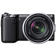 Alpha NEX-5N Digital Camera with 18-55mm Lens (Black) - Open Box*