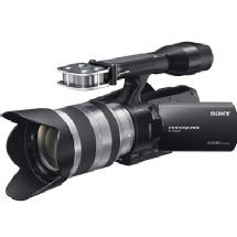 Sony NEX-VG20 Interchangeable Lens Handycam Camcorder with 18-200mm Lens - Open Box*