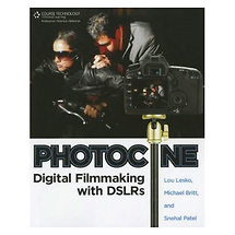 Samys Camera Photocine: Digital Filmmaking with DSLRs - Paperback Book
