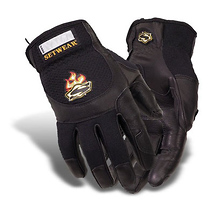 Setwear Pro Leather Gloves - Large (Size 10)