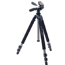 Slik Pro 500DX Tripod with 3-Way Pan/Tilt Head