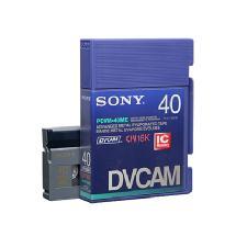 Sony PDVM-40ME 32 Minute DVCAM Mini Videocassette