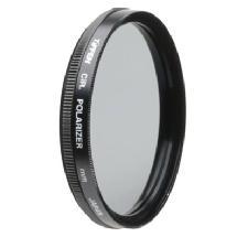 Tiffen 62mm Circular Polarizer Glass Filter