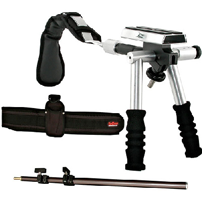 DV Traveler Compact Support for DV Camcorders Image 0