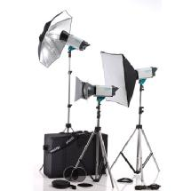 Visatec Solo Kit 316 3-Monolight Lighting Kit