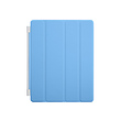 iPad 2 Smart Polyurethane Cover (Blue)