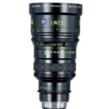 Zeiss 15.5-45mm LWZ.2 Lightweight T2.6 Zoom Lens with Interchangeable Mount