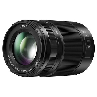 35-100mm f/2.8 Lumix G X Vario Professional Lens for Mirrorless Micro Four Thirds Mount Image 0